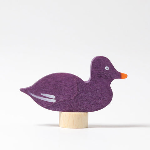 Grimm's Candle Holder Decoration-Duck