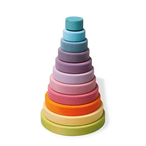Grimm's Stacking Tower Pastel
