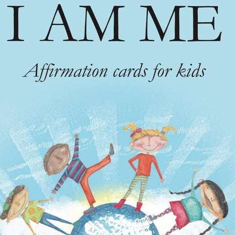 I AM ME-Affirmation Cards