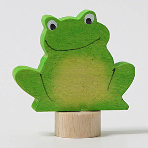 Grimm's Candle Holder Decoration-Frog