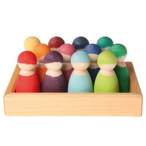 Grimm's Rainbow Friends in Box