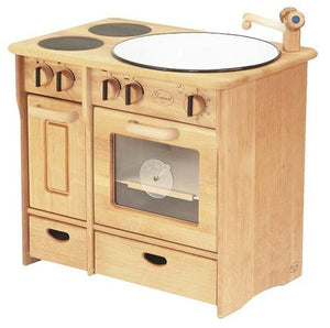 Drewart Kitchen Cooker & Sink