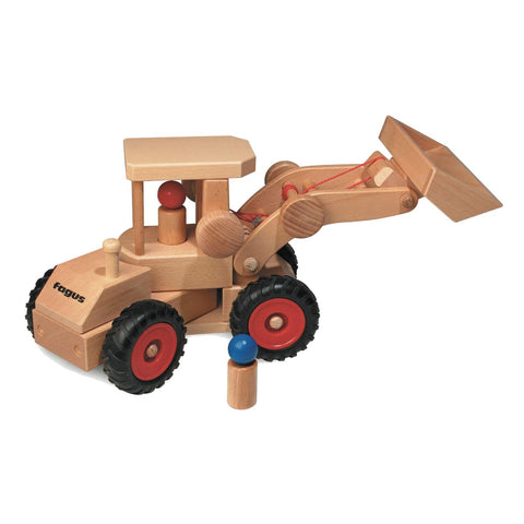 Fargus Front Wheel Loader