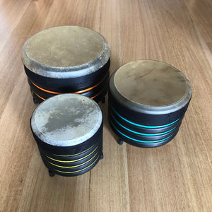 Trommus Drum Set of 3