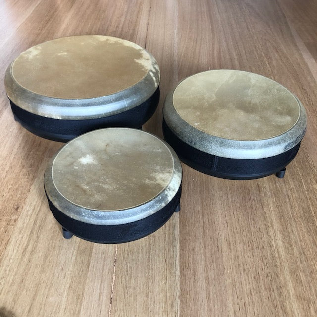 Trommus Low Drum Set of 3