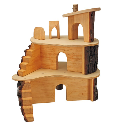 Magic Wood Tree House Small