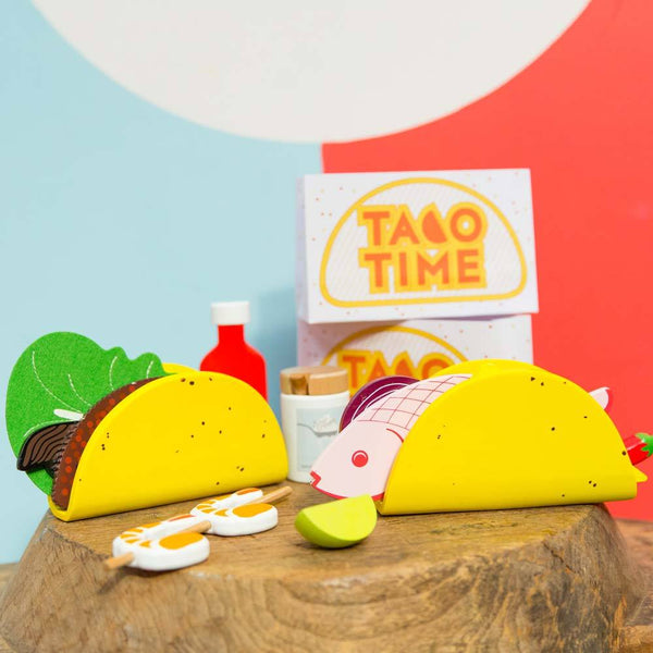 Make Me Iconic Taco Set