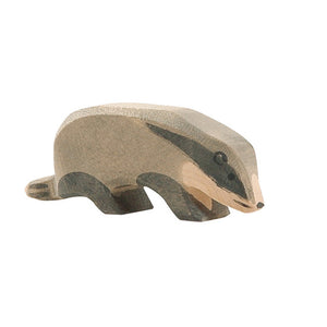 Ostheimer Badger Head Down