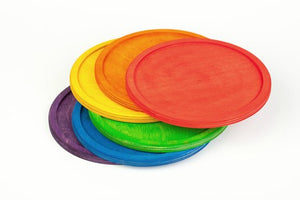 Grapat Rainbow Dishes Set Of 6