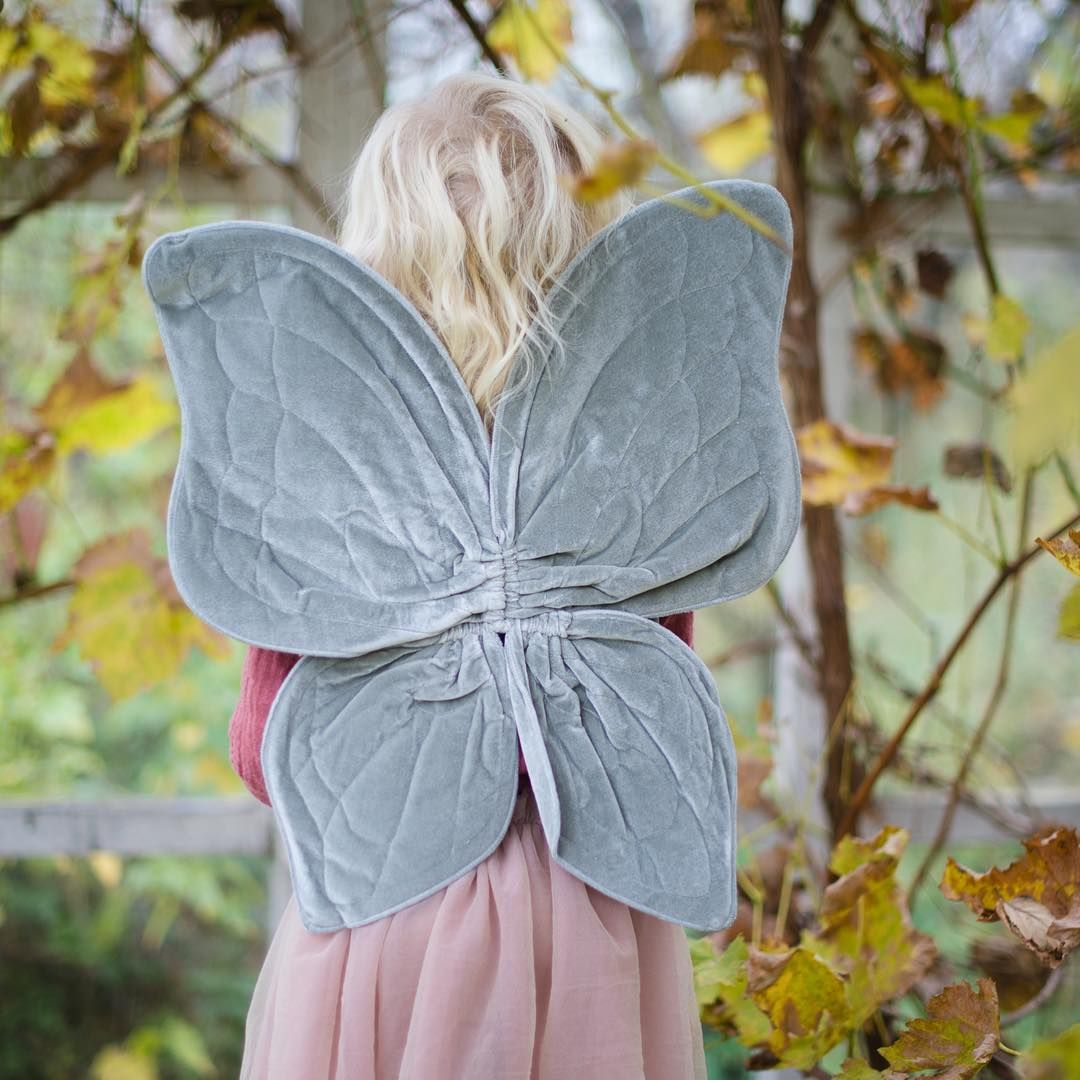 Numero 74 Butterfly Wings Silver