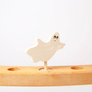 Grimm's Candle Holder Decoration-Ghost