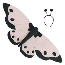 Numero 74 Lucy Butterfly Wings-Powder
