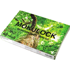 Mokulock Block Set 48 pcs