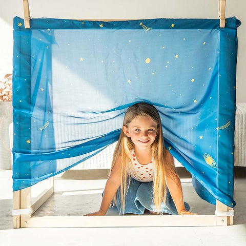 Sarah's Silks Starry Night Scape