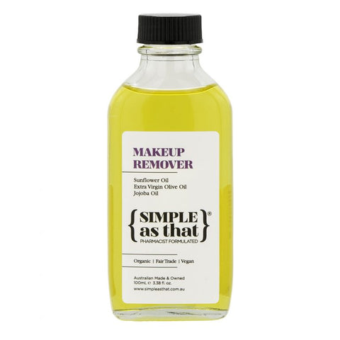 Simple As That Make Up Remover