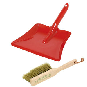 Gluckskafer Dustpan & Brush
