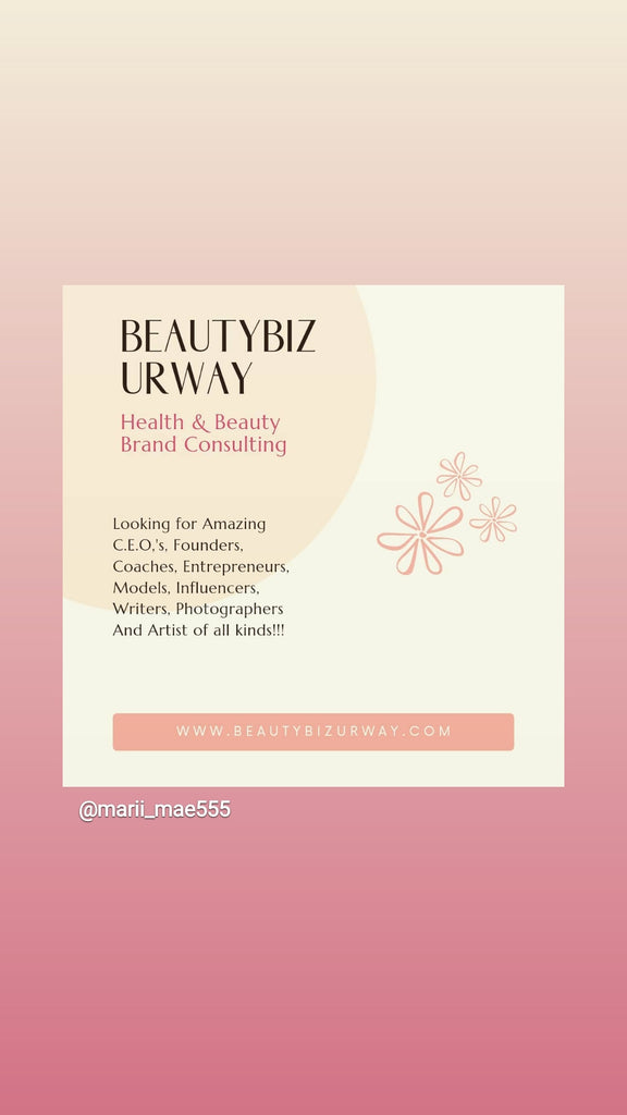 BEAUTYBIZ ur way is going Live..  Come Join Me!!!