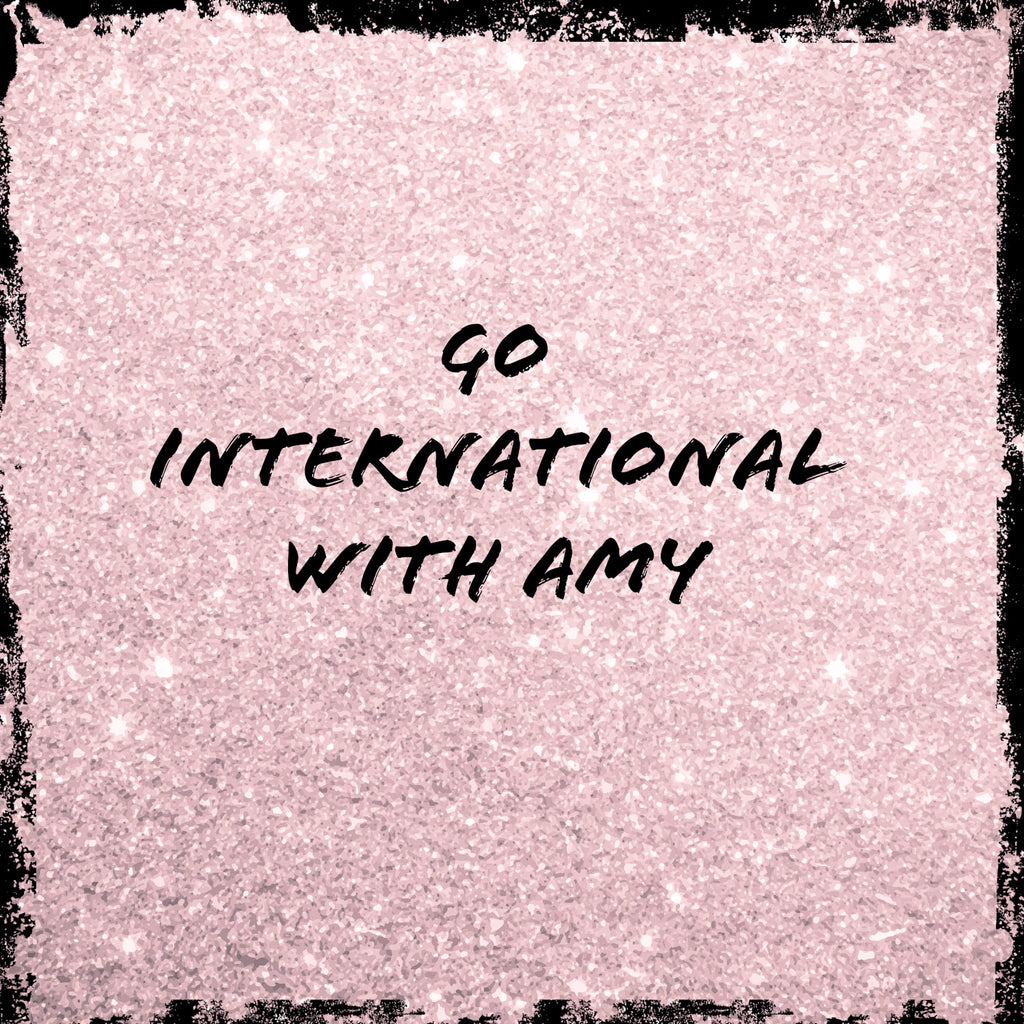 Go International with AMY