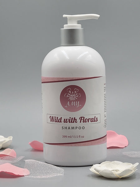 "Belle's ""Wild with Florals"" Shampoo"