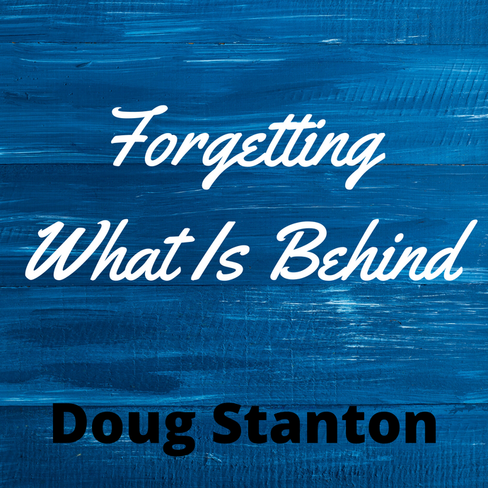 Forgetting What is Behind (Audio)