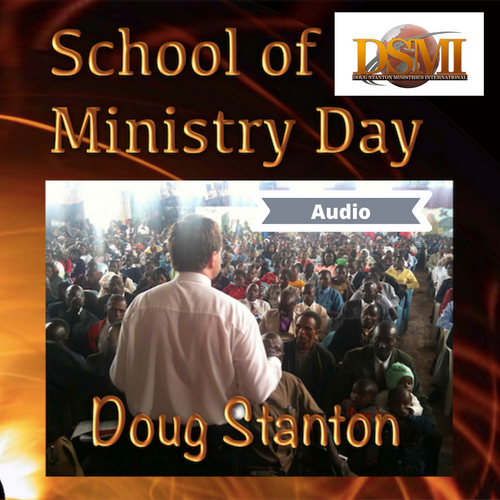 School of Ministry - One Day (Audio)