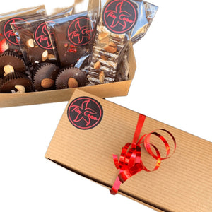 Chocolate Gift Box Assorted 8 Piece - Tia Coco Healthy Chocolate