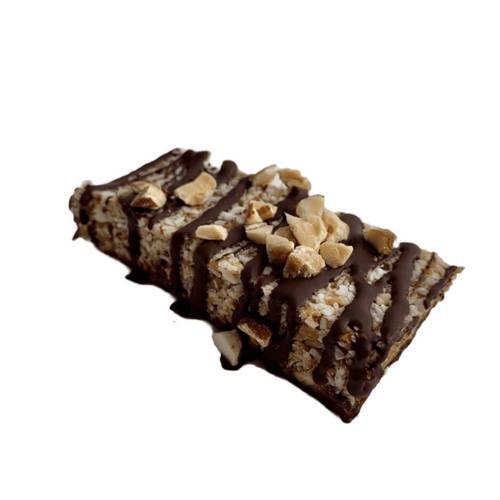 Almond Delight Bars - Tia Coco Healthy Chocolate
