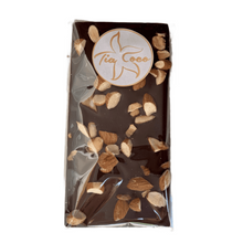 Load image into Gallery viewer, Almond Crunch Chocolate Bars - Tia Coco Healthy Chocolate