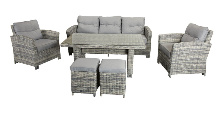 Amy Sofa Dining Set