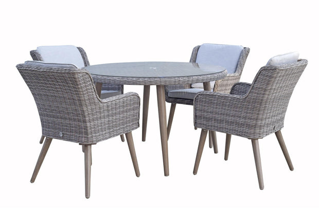 4 Seat Dining Table & Chairs