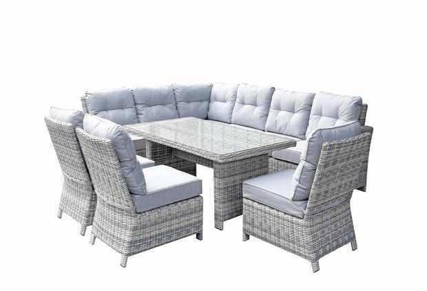 Amy Corner Dining Set