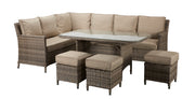 Lauren Corner Sofa Set