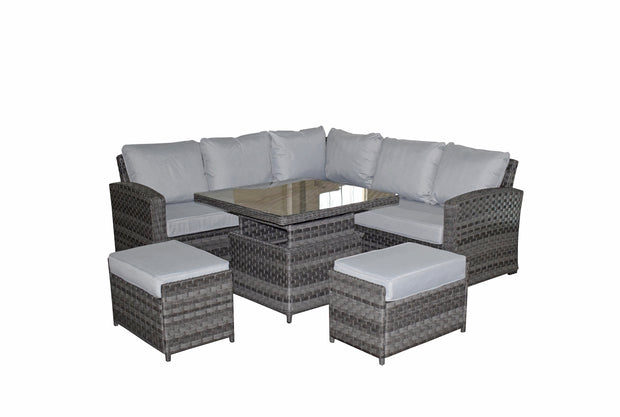 Grace Corner Sofa Set