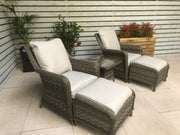 Mia 5 Piece Lounge Set
