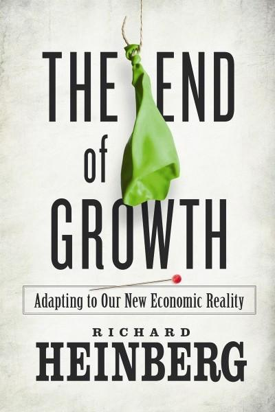 The End of Growth (EPUB)
