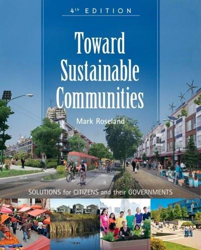 Toward Sustainable Communities (EPUB)
