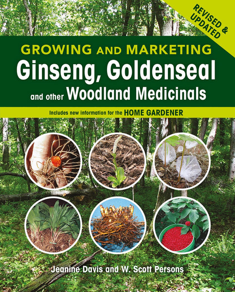 Growing and Marketing Ginseng, Goldenseal and other Woodland Medicinals (EPUB)