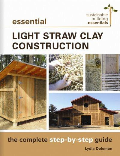 Essential Light Straw Clay Construction (EPUB)