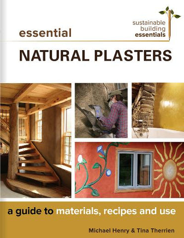 Essential Natural Plasters