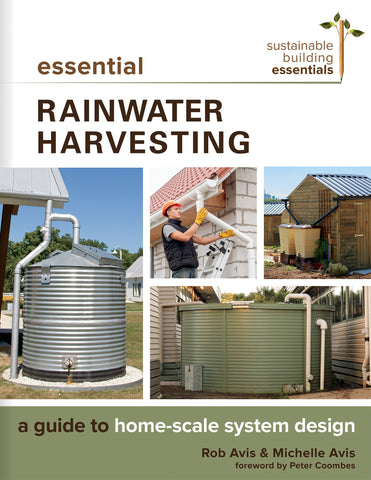 Essential Rainwater Harvesting (PDF)