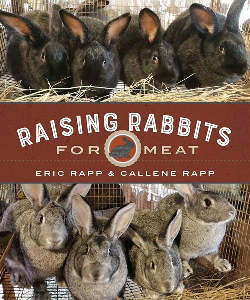 Raising Rabbits for Meat (PDF)