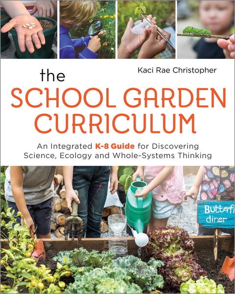 The School Garden Curriculum (EPUB)