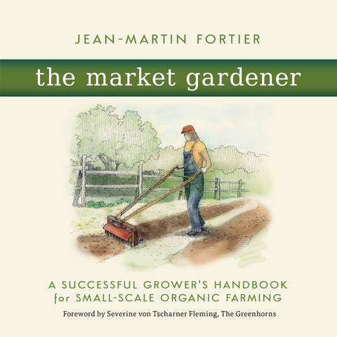 The Market Gardener (Audiobook)