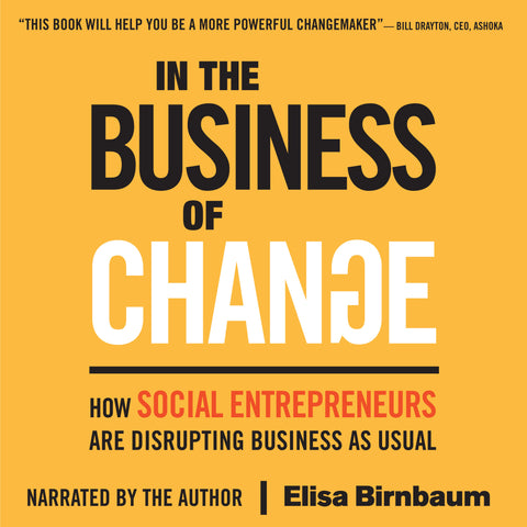 In the Business of Change (Audiobook)