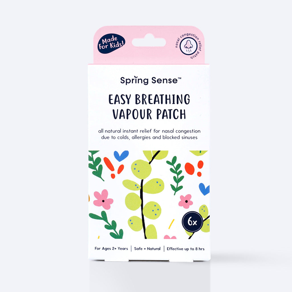 Easy Breathing Vapour Patch - Spring Sense
