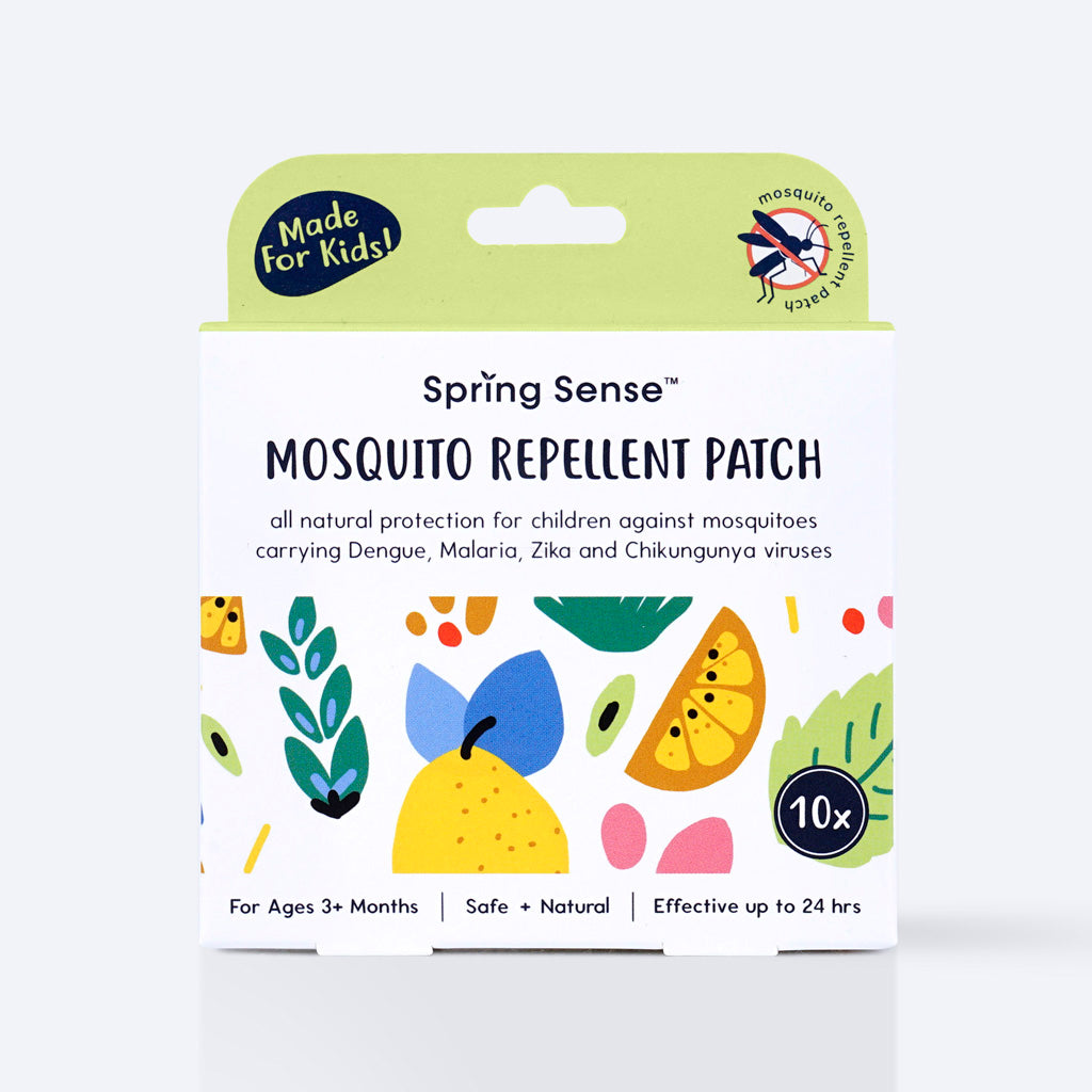 Mosquito Repellent Patch (Subscription only) - Spring Sense