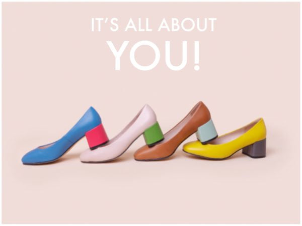 It's All About YOU + Shoes!