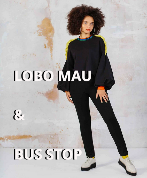 Virtual Shopping BUS STOP Boutique's shoes & Lobo Mau Clothing