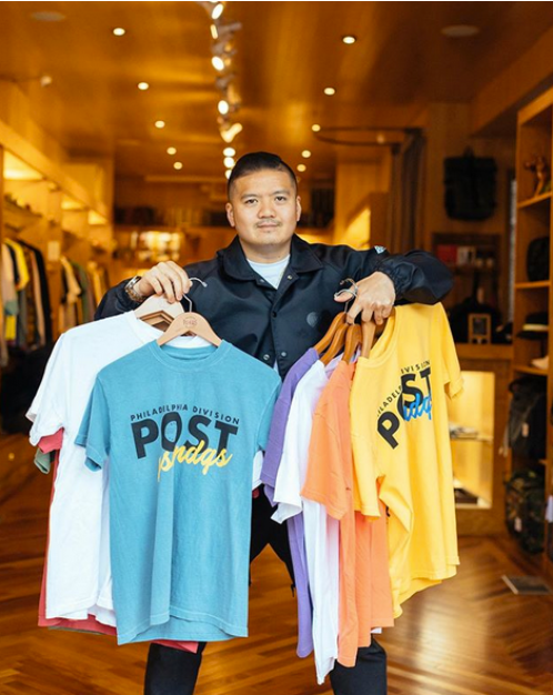 Rick Cao Owner of Ps & Qs