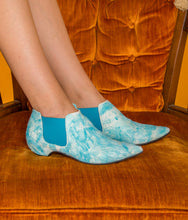 Load image into Gallery viewer, PENNY Turquoise Tie Dye Boots